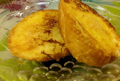 朝食に!おやつに!フレンチトースト