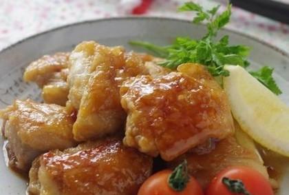 お弁当にも 鶏肉のスイートチリソース炒め