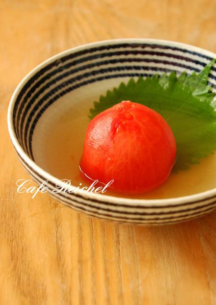 簡単 トマトおでん