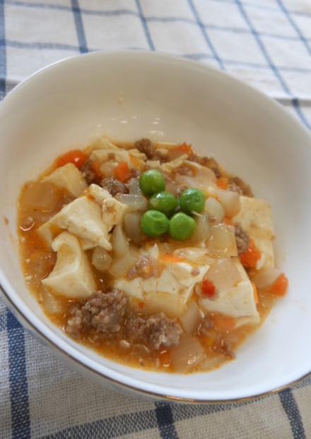 ピリ辛が美味しい!麻婆豆腐