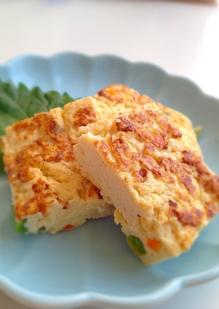 京都錦市場の味を白だしで 卵のふくさ焼き