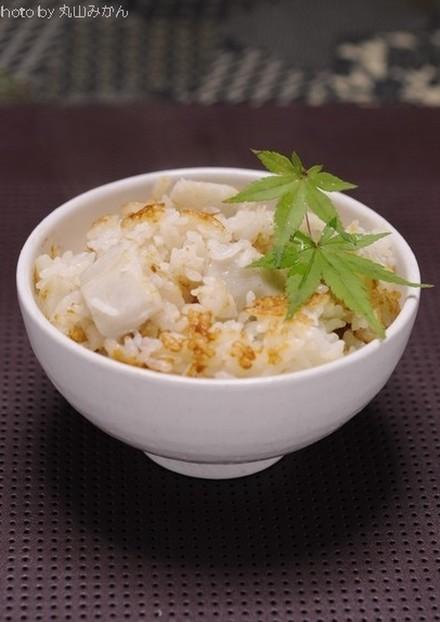 トロトロ☆里芋の炊き込みご飯