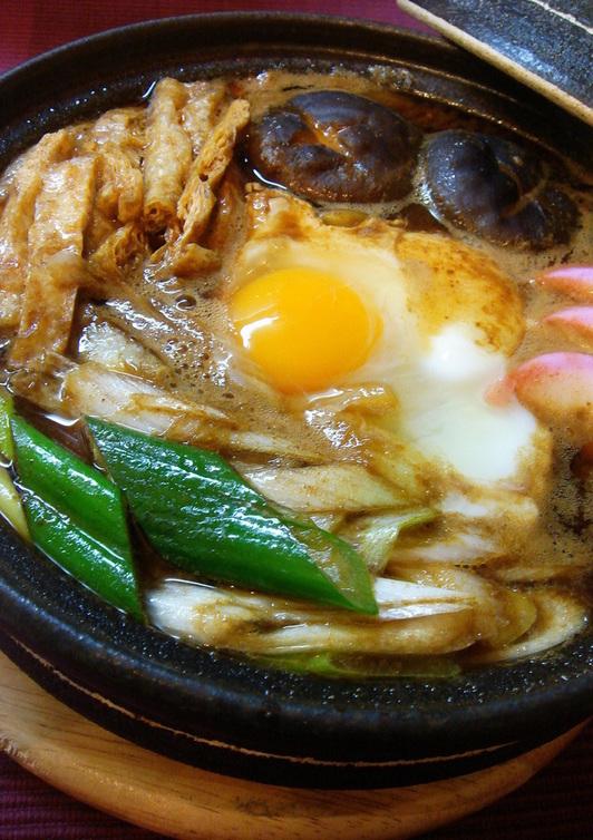 名古屋の味 味噌煮込みうどん