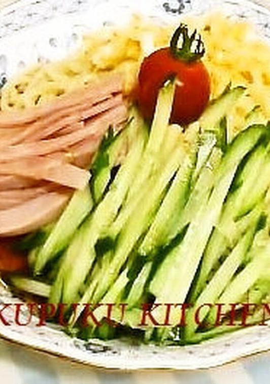 冷麺(冷やし中華)のタレ
