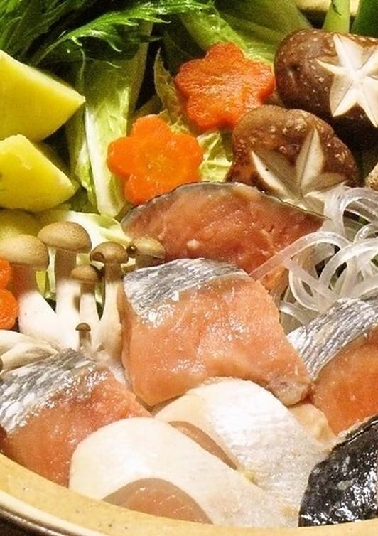 北海道名物 石狩鍋
