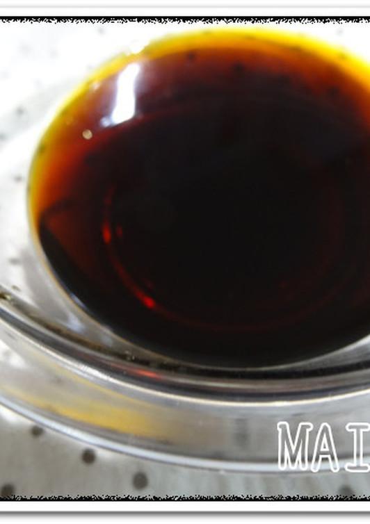 手作りぽん酢しょうゆの作り方