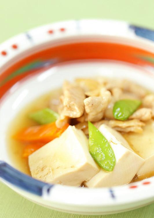 木綿豆腐で作ろう 肉豆腐