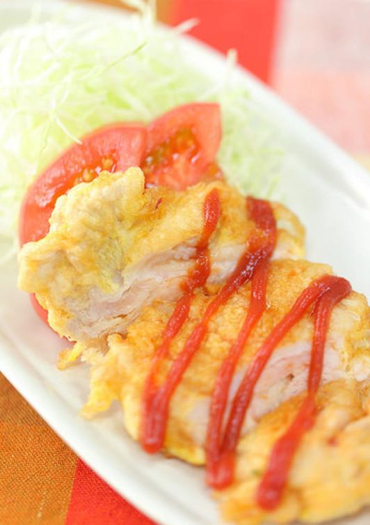 簡単 おいしい 鶏もも肉のピッカータ