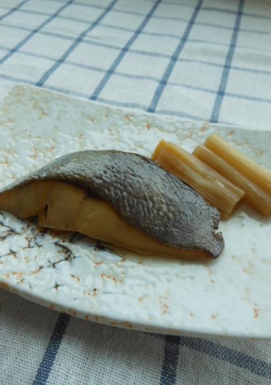 グリルで簡単 白身魚の照焼