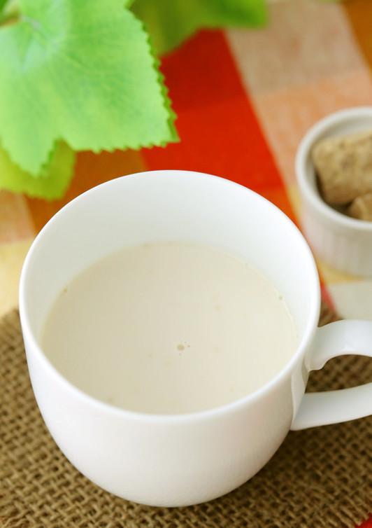 コクのある甘味♡黒糖ミルク