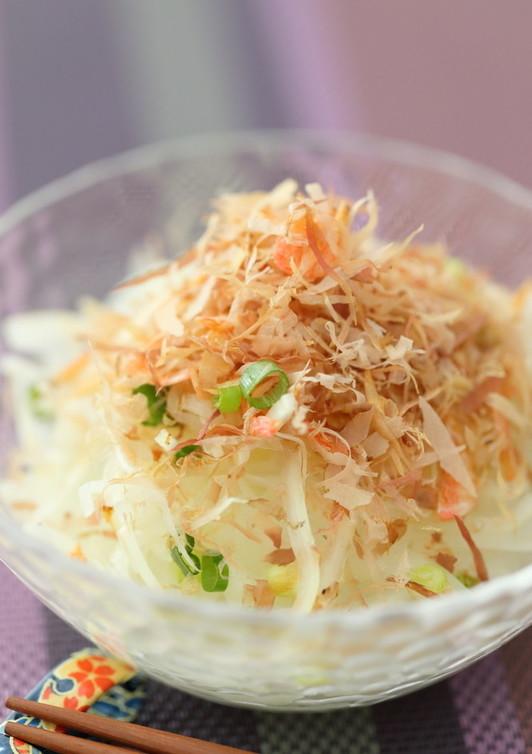 新たまねぎの和風サラダ