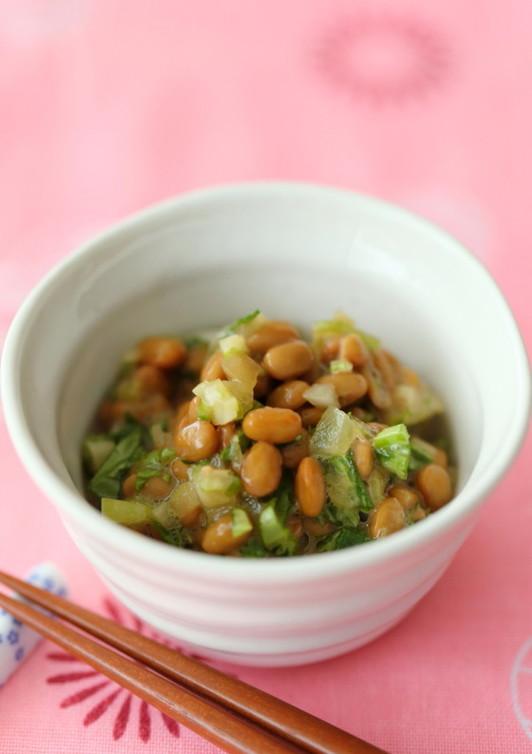変わり納豆❢ピリリと柚子胡椒風味
