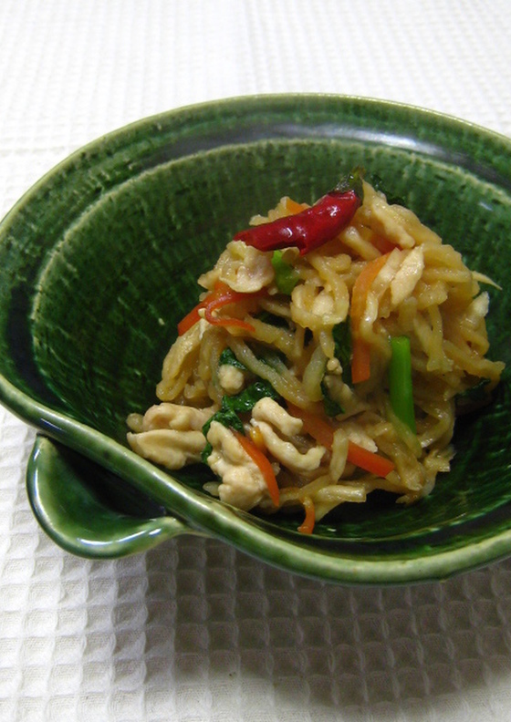 鶏ささみと切干し大根の中華煮 by 満月152000 - おいしい健康 ...