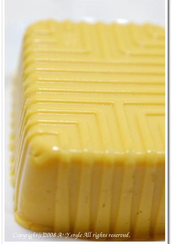 カボチャ豆腐