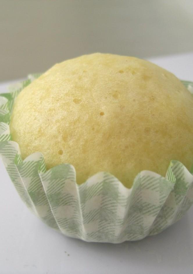 お豆腐とヨーグルトの蒸しパン