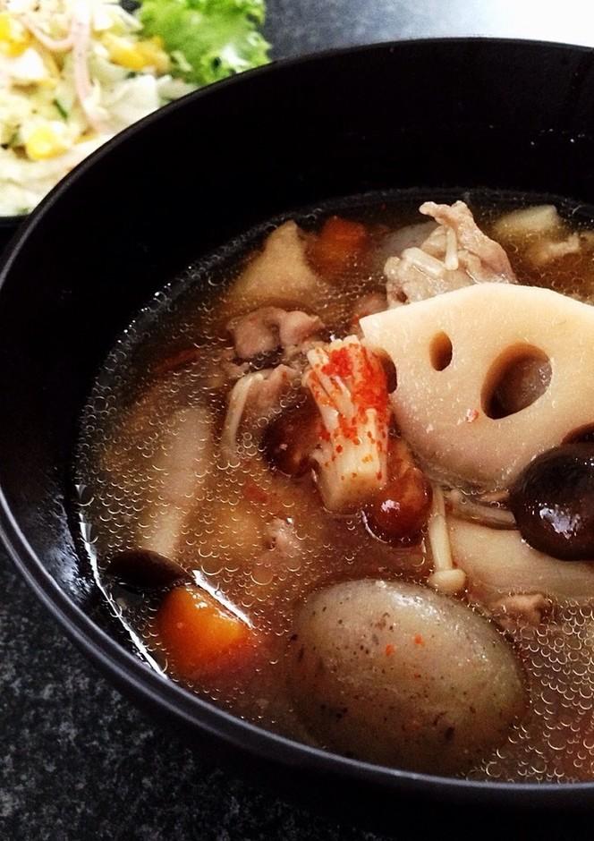 愛媛の郷土料理 いも炊き