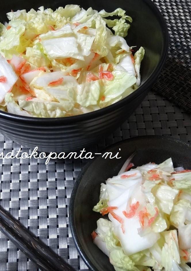 ビニール袋で混ぜるだけ簡単 やみつき白菜
