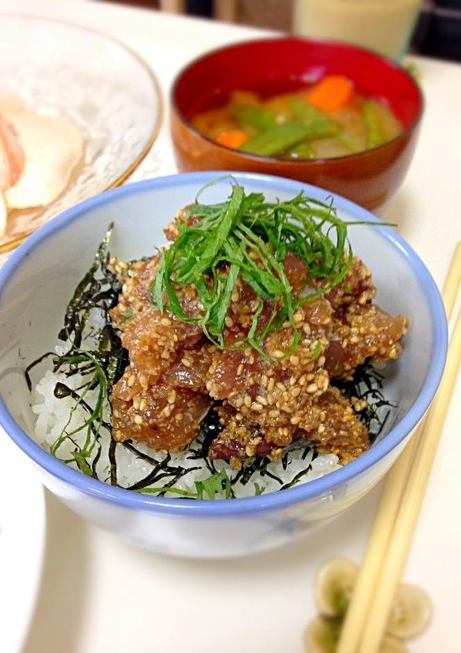 福岡郷土料理 ごまサバ