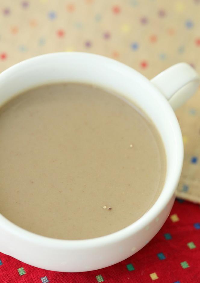 甘栗のほっくほくポタージュスープ