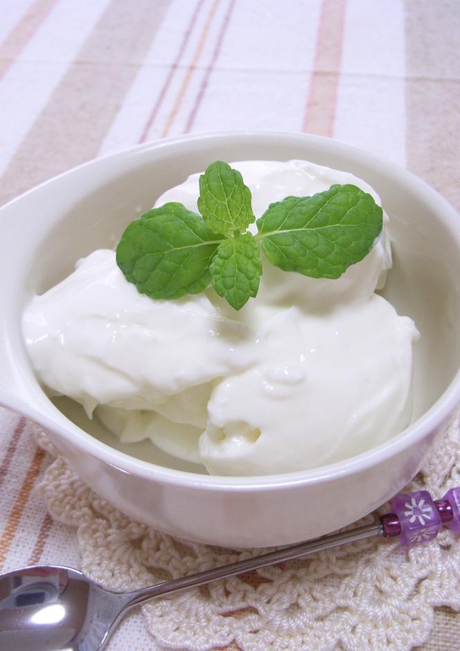 めっちゃ濃厚 ココナッツヨーグルトアイス