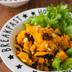 レンジで簡単 バター風味のかぼちゃサラダ