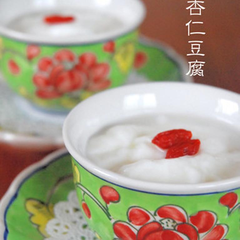 大人の杏仁豆腐
