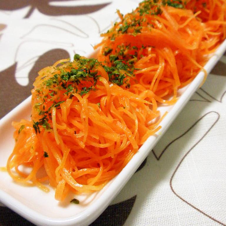 中華風にんじんサラダ