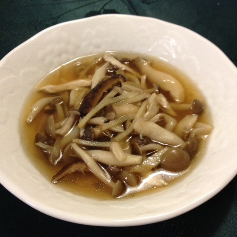 ダイエットの味方 簡単ローカロリースープ