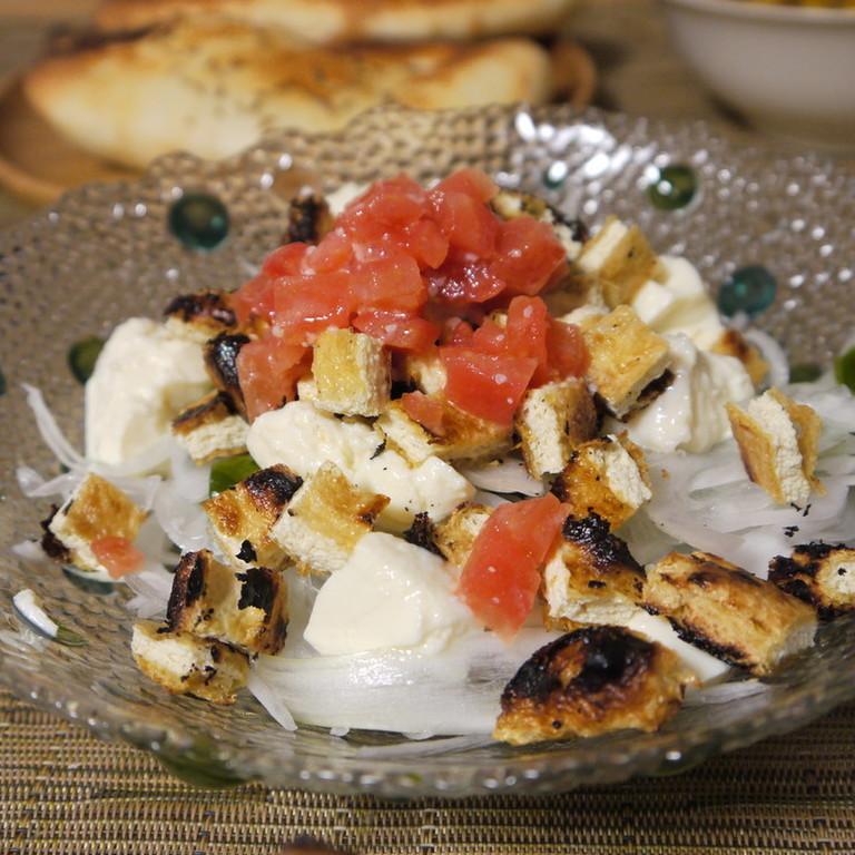 塩麹のトマトドレッシング