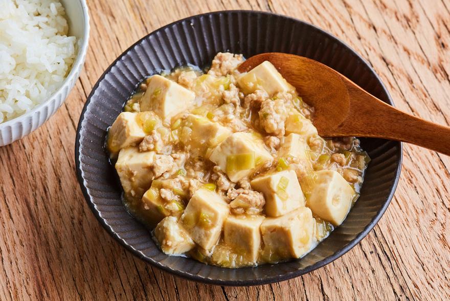 お腹にやさしい 麻婆豆腐